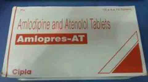 Amlopres AT Tablet