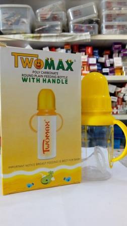 Two Max Feeding Bottle - 150ml