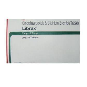LIBRAX TAB